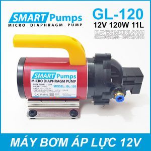 May Bom Ap Luc Mini Smarpumps 12V 120W GL120.jpg