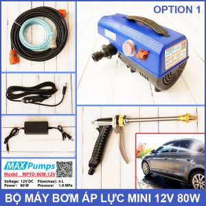Bo May Bom Ap Luc Mini 12V 80W Maxpumps MPYD 80W 12V OPTION 1.jpg
