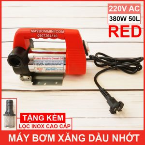 May Bom Xang Dau Nhot 220V 380W 50L Red.jpg